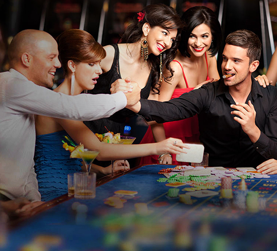 deluxe limousine services for casino tours
