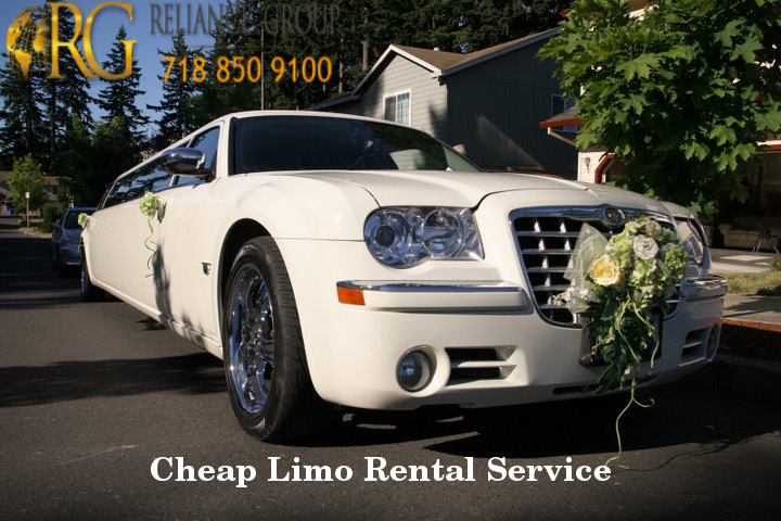 Cheap Limo Rental Service NYC