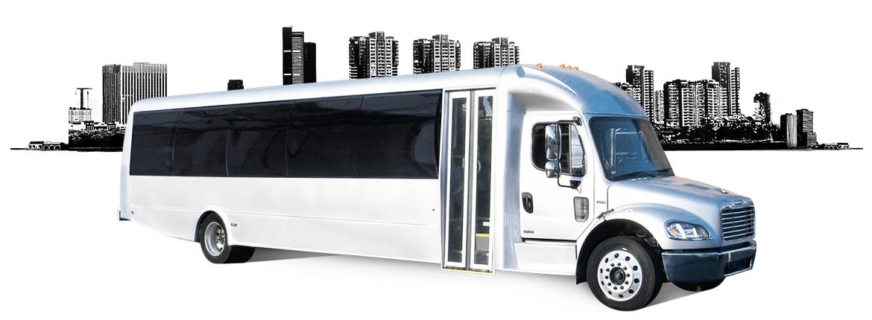 35 pass executive bus