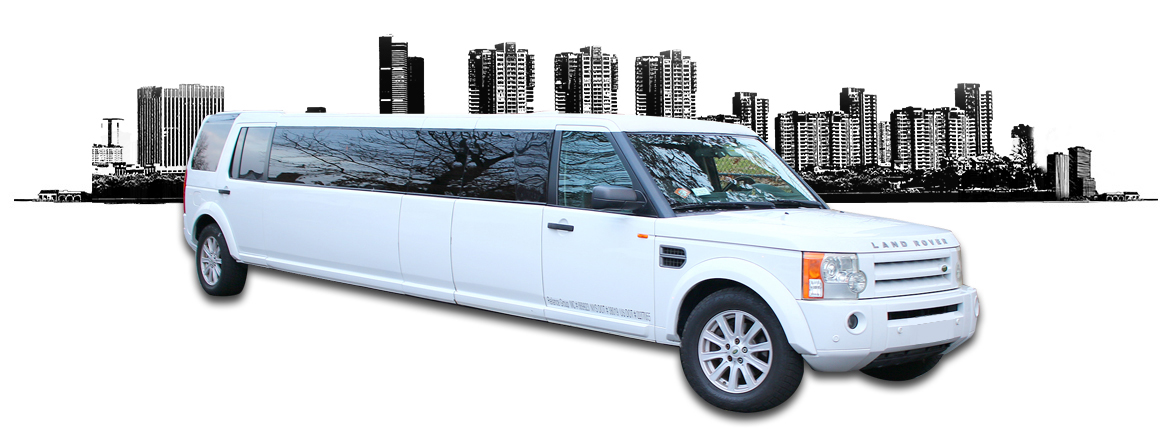 Luxury limo car